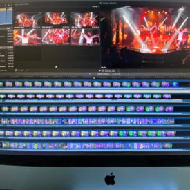 Dance Show Editing